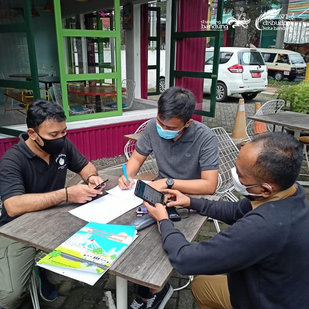 Pengawasan Penerapan Protokol Kesehatan Pada Usaha Jasa Pariwisata dalam Masa PPKM Kota Bandung