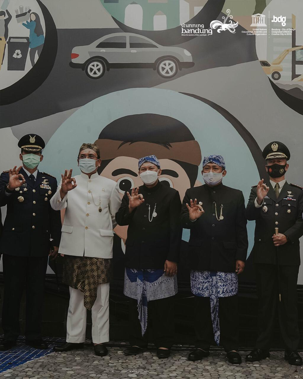 Peringatan Hari Jadi Kota Bandung Ke-210